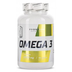 Progress Nutrition, Omega 3 (90 капсул)