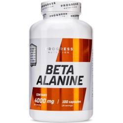 Progress Nutrition Beta Alanine (100 капсул)