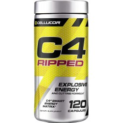 Cellucor, C4 Ripped, 120 капсул