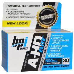 BPI Sports A-HD Elite (30 капс)