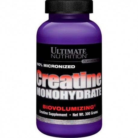 Ultimate Nutrition Creatine monohydrate (300 гр.)