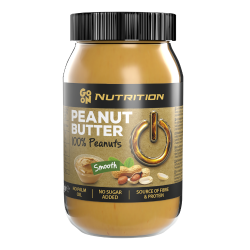Go On Nutrition, Peanut Butter Smooth (900 гр.)