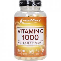 IronMaxx Vitamin C 1000 (100 капс)