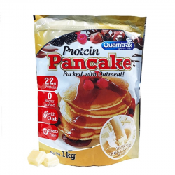 Quamtrax Protein Pancake Dulce de Leche (1000 грамм)