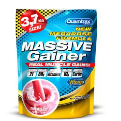 Quamtrax Massive Gainer (3700 грамм)