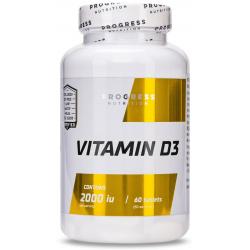 Progress Nutrition Vitamin D3 (60 капс)