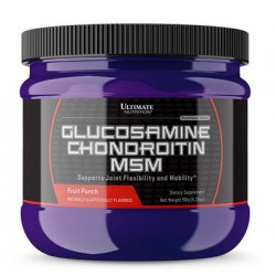Ultimate Nutrition, Glucosamine Chondroitin MSM 158g