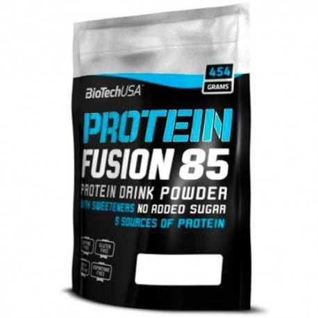BiotechUSA Protein Fusion 85 (454 гр.)