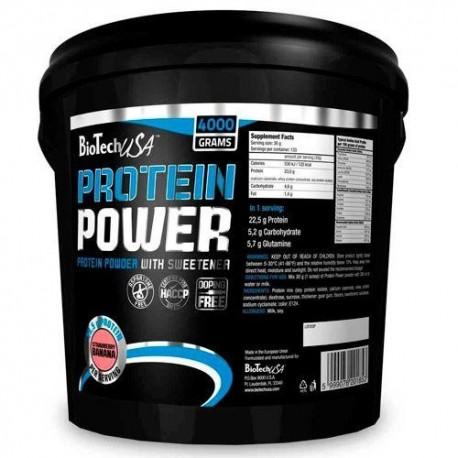 BiotechUSA Protein Power (4000 гр.)