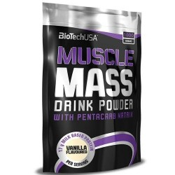 BiotechUSA Muscle Mass (1000 грамм)