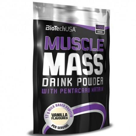 BiotechUSA Muscle Mass (1000 грамм)