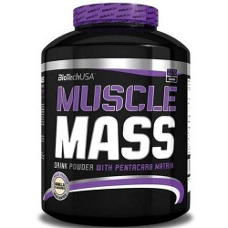 BiotechUSA Muscle Mass (2270 грамм)