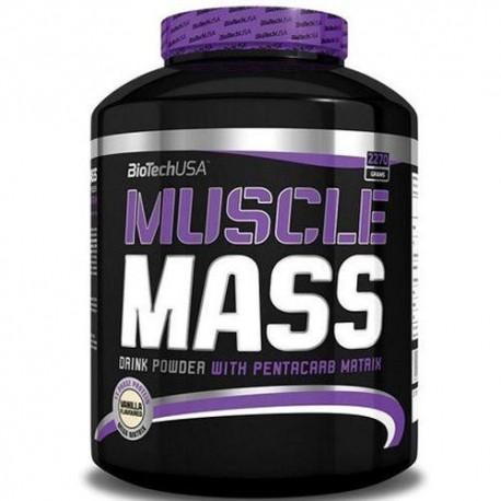 BiotechUSA Muscle Mass (2270 грамм)