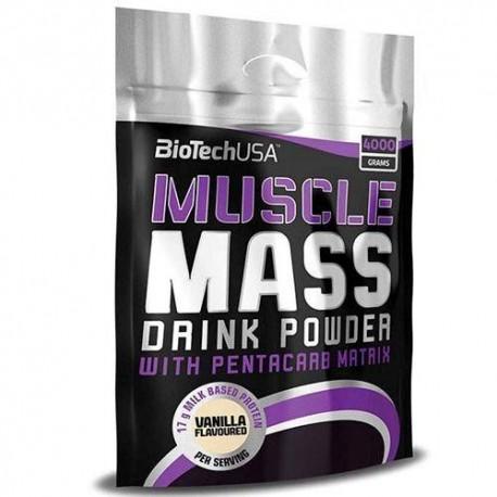 BiotechUSA Muscle Mass (4000 грамм)