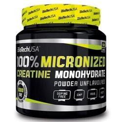 BiotechUSA 100% Creatine Monohydrate (500 грамм)