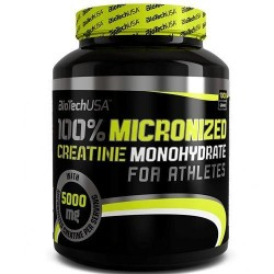 BiotechUSA 100% Creatine Monohydrate (1000 грамм)