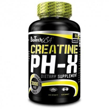 BiotechUSA Creatine pHX (90 капс.)
