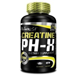 BiotechUSA Creatine pHX (210 капс.)