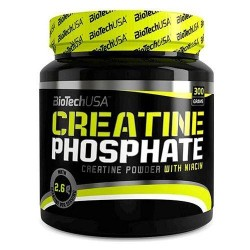 BiotechUSA Creatine Phosphate (300 грамм)