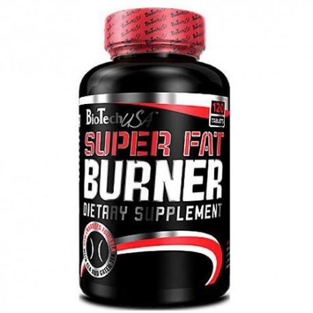 BiotechUSA Super Fat Burner (120 таб.)
