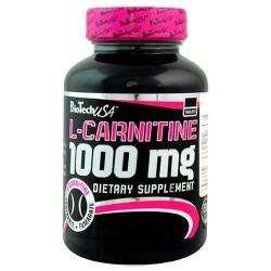 BiotechUSA L-Carnitine 1000 мг (30 таб.)