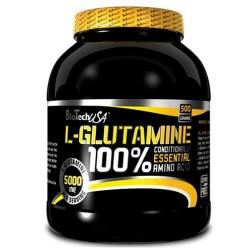 BiotechUSA 100% L-Glutamine (500 грамм)