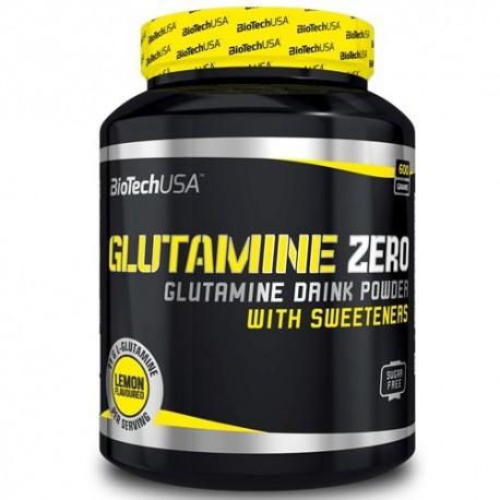 BiotechUSA Glutamine Zero (600 грамм)