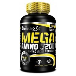 BiotechUSA Mega Amino 3200 (100 таб.)