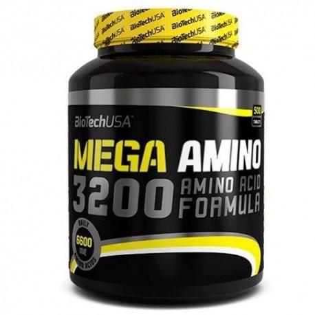 BiotechUSA Mega Amino 3200 (500 таб.)