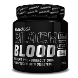 BiotechUSA Black Blood (330 грамм)