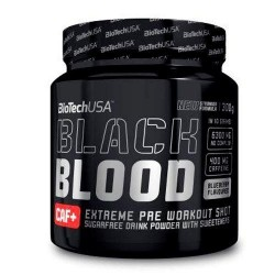 BiotechUSA Black Blood CAF+ (300 грамм)