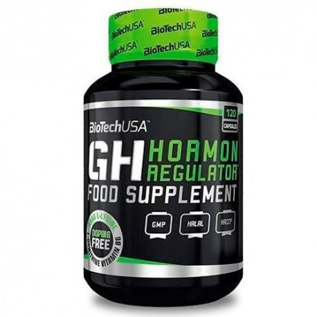 BiotechUSA GH Hormone Regulator (120 капс.)