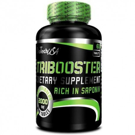 BiotechUSA Tribooster 2000 мг (60 таб.)