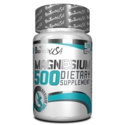 BiotechUSA Magnesium 500 мг (120 капсул)