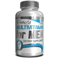 BiotechUSA Multivitamin for Men (60 таб.)