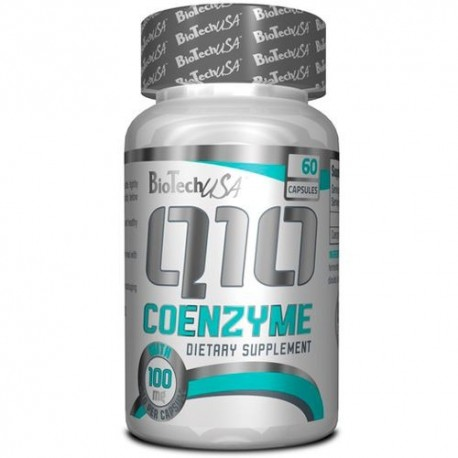 BiotechUSA Q10 Coenzyme (60 капсул)
