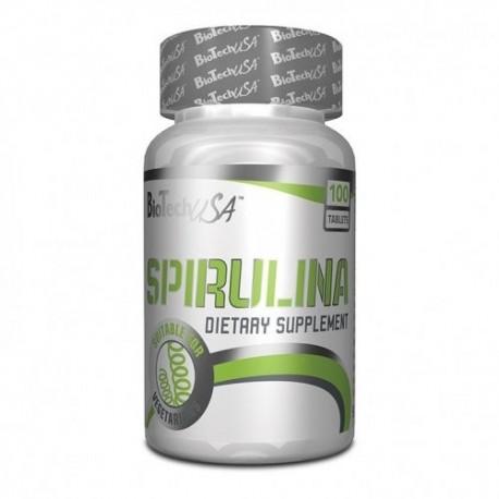 BiotechUSA Spirulina (100 таб.)
