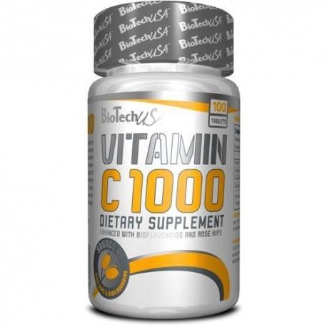 BiotechUSA Vitamin C 1000 (100 таб.)