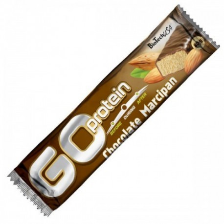 BiotechUSA Go Energy Bar (80 грамм)