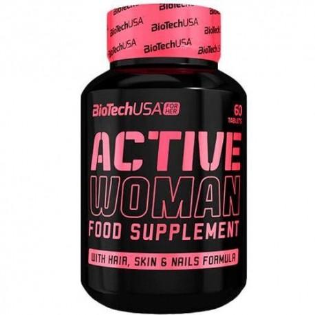 BiotechUSA Active Women (60 таб.)