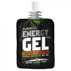 BiotechUSA Energy Gel (60 грамм)