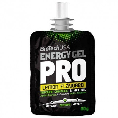 BiotechUSA Energy Gel Pro (60 грамм)