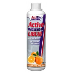 ActiWay Magnesium Liquid Orange (500 мл)