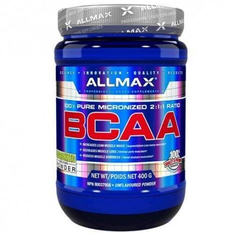 Allmax BCAA (400 грамм)