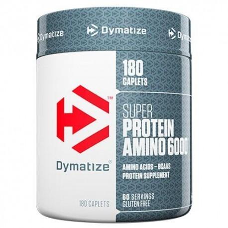 Dymatize Super Amino 6000 (180 таб.)