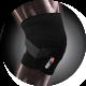 Бинт Dr.Frei медицинский эластичный с системой легкой фиксации на липучке (1 метр)