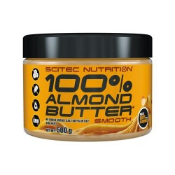 Scitec Nutrition 100% Almond Butter (500 гр)
