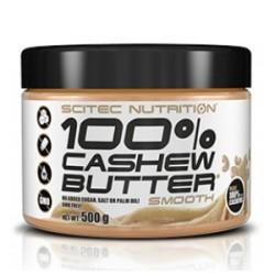 Scitec Nutrition 100% Cashew Butter (500 гр)