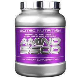 Scitec Nutrition Amino 5600 (500 таб.)