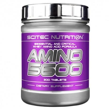 Scitec Nutrition Amino 5600 (200 табл.)